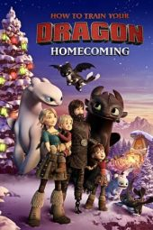 Nonton How to Train Your Dragon: Homecoming